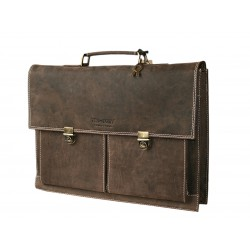 Leather business bag...