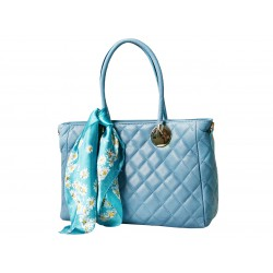 Italien quilted leather...