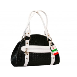 Italian leather bag handbag...