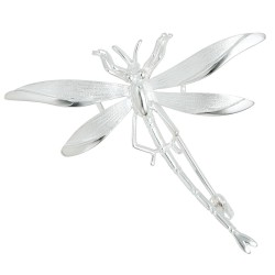 Brooch dragonfly made of...