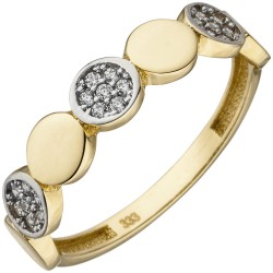 Damen Ring 333 Gold...